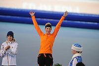 OLYMPICS: SOCHI: Adler Arena, 19-02-2014, Ladies' 5000m, ©photo Martin de Jong