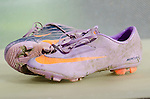 Worn Pair of Nike Football Boots - Mar 2012