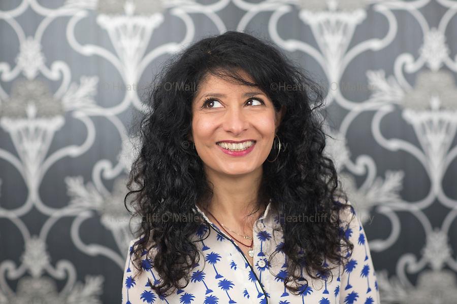 Shapppi Khorsandi portrait<br /> <br /> London 1 June 2016<br /> <br /> <br /> Licenced for PR and Press purposes in both print and digital media .