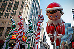 86th Macy's Thanksgiving Day Parade in NYC