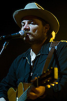 Jeff Tweedy of Wilco in concert at The Palace, Melbourne, 26 March 2008