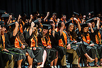 TERRYVILLE, CT- 8 June 2016-060816EC13-  Terryville High School's graduates move their tassels Wednesday night after commencement. Erin Covey Republican-American