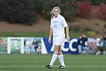 09 November 2008: North Carolina's Emily Pfankuch. The University of North Carolina Tarheels defeated the Virginia Tech University Hokies 3-0 at WakeMed Stadium at WakeMed Soccer Park in Cary, NC in the women's ACC tournament championship game.