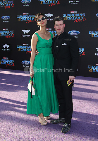 """HOLLYWOOD, CA - April 19: Joe Fria, At Premiere Of Disney And Marvel's """"Guardians Of The Galaxy Vol. 2"""" At The Dolby Theatre  In California on April 19, 2017. Credit: FS/MediaPunch"""