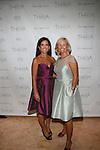 Peggy Good and Maura O'donohue attend Theia Spring 2014 Presentation Held at the New York Palace, NY