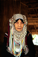 The hill tribe known as Akha are related to the Hani of China's Yunnan province and are believed to have migrated southward from the Qinghai-Tibetan plateau prior to the third century AD. They are believed to have arrived in Thailand in 1905. The Akha arrived to Thailand in 1905. Wars in Myanmar (formally known as Burma) and Laos caused more to immigrate. Today nearly 80,000 are now living in Thailand's northern provinces of Chiang Rai and Chiang Mai.
