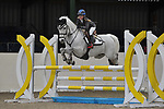 Class 4. Newcomers. British Showjumping (BS). Brook Farm Training Centre. Essex. 18/03/2017. MANDATORY Credit Garry Bowden/Sportinpictures - NO UNAUTHORISED USE - 07837 394578