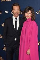 OCT 24 'Doctor Strange'  film screening, Londom