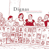 Book: Dignas: voices of women human rights defenders in Mexico. Peace Brigades International.