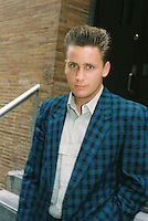 Emilio Estevez 1985 NYC By Jonathan Green Celebrity Photography USA