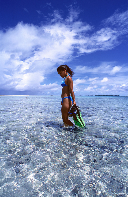 Local Palau Girl