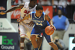 Kentucky's Julius Mays (34) vs. Ole Miss' Murphy Holloway (31) at the C.M. &quot;Tad&quot; Smith Coliseum on Tuesday, January 29, 2013. Kentucky won 87-74. (AP Photo/Oxford Eagle, Bruce Newman)..
