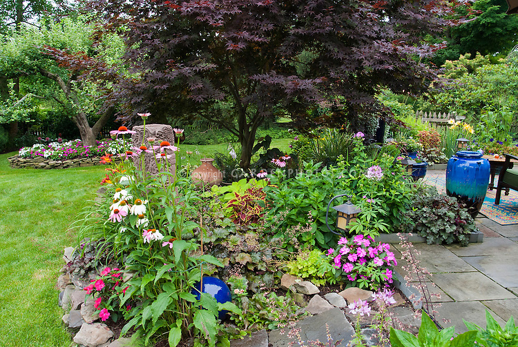 Gorgeous Backyard Design Flower Garden Plant amp