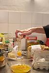 Shabbat Dinner Preparations Jewish Food Week Berlin