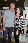 "actor Michael Swanand Kate Linder  attends the book signing of "" The Young & Restless LIfe of William J Bell on June 21, 2012 at The Barnes & Nobles in The Grove in Los Angeles."