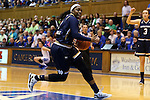01 February 2016: Notre Dame's Arike Ogunbowale. The Duke University Blue Devils hosted the University of Notre Dame Fighting Irish at Cameron Indoor Stadium in Durham, North Carolina in a 2015-16 NCAA Division I Women's Basketball game. Notre Dame won the game 68-61.