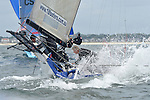2013 - 18 FOOT SKIFF EUROPEANS - DAY 3 - CARNAC - FRANCE