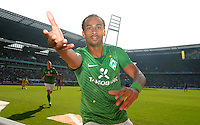 Fussball Bundesliga 2011/12: SV Werder Bremen - SC Freiburg