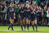Stanford Soccer W vs Oregon, September 24, 2016