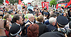 Jeremy Corbyn Rally <br /> Parliament Square, Westminster, London, Great Britain <br /> 27th June 2016 <br /> <br /> Jeremy Corbyn MP <br /> Leader of the Labour Party <br /> Rally outside Parliament <br /> <br /> <br /> Photograph by Elliott Franks <br /> Image licensed to Elliott Franks Photography Services