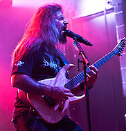 Gorguts at Heavy MTL 2011