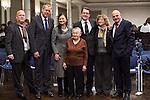28.1.2013, Berlin, Jüdisches Gemeindehaus. Spendenveranstaltung der Initiative 27.Januar.