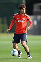 Yuya Osako (JPN), .April 24, 2012 - Football / Soccer : .Japan National Team Training Camp .at Akitsu Park football Stadium, Chiba, Japan. .(Photo by Daiju Kitamura/AFLO SPORT) [1045]