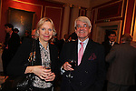Wales in London Dinner.Joanna Clayton & Bill Tudor John.Caledonian Club.19.06.12.©Steve Pope