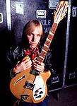 Tom Petty 1982<br /> &copy; Chris Walter