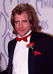 Eddie Money 1987 American Music awards.© Chris Walter.
