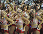 Alabama Crimsonettes at Bryant-Denny Stadium in Tuscaloosa, Ala. on Saturday, September 29, 2012. Alabama won 33-14. Ole Miss falls to 3-2.