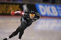 SPEEDSKATING: CALGARY: Olympic Oval, 25-02-2017, ISU World Sprint Championships, 500m Men, Vincent De Haitre (CAN), ©photo Martin de Jong