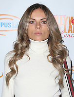 Beverly Hills, CA - NOVEMBER 18: Erica Pelosini, At 14th Annual Lupus LA Hollywood Bag Ladies Luncheon At The Beverly Hilton Hotel, California on November 12, 2016. Credit: Faye Sadou/MediaPunch