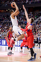 REAL MADRID v CSKA MOSCOW. Turkish Airlines Euroleague 2016-2017.