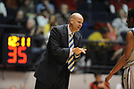 "Ole Miss head basketball coach Andy Kennedy vs. LSU at the C.M. ""Tad"" Smith Coliseum in Oxford, Miss. on Saturday, February 25, 2012. (AP Photo/Oxford Eagle, Bruce Newman).."