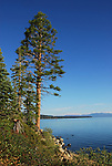 Morning on Lake Tahoe at D.L. Bliss S.P.