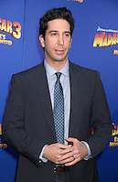 David Schwimmer at the NY premiere of Madagascar 3: Europe's Most Wanted at the Ziegfeld Theatre in New York City. June 7, 2012. © RW/MediaPunch Inc.