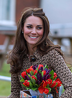 Kate, Duchess Of Cambridge is officially pregnant