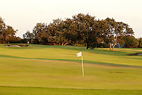 SAN ANTONIO, TX - August 20, 2010: Briggs Ranch Golf Club. (Photo by Jeff Huehn)