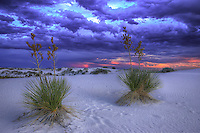 The Twins - New Mexico - White Sands NM