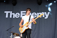 JUL 20 The Enemy performs live at Guilfest