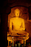 Sakayamuni Buddha, Sokkuram Grotto Temple, Kyongju, South Korea