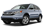 Honda CRV EX SUV 2010 Stock Photos