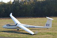 Segelflug, LS4 a, RX, Winglets