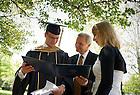 2012 Mendoza College of Business Ceremonies