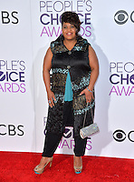 Chandra Wilson at the 2017 People's Choice Awards at The Microsoft Theatre, L.A. Live, Los Angeles, USA 18th January  2017<br /> Picture: Paul Smith/Featureflash/SilverHub 0208 004 5359 sales@silverhubmedia.com