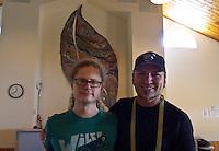 Matt McCarthy and David Worm at Circlesongs Omega Institue, Rhinebeck NY