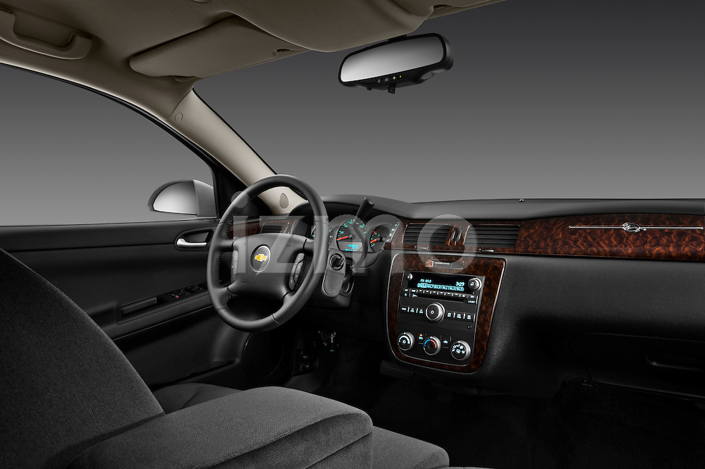 2012 Chevrolet Impala Pictures: Dashboard | U.S. News & World Report