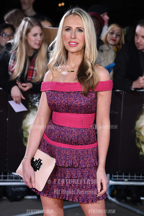 Niomi Isted at the UK premiere of &quot;The Lost City of Z&quot; at the British Museum, London, UK. <br /> 16 February  2017<br /> Picture: Steve Vas/Featureflash/SilverHub 0208 004 5359 sales@silverhubmedia.com
