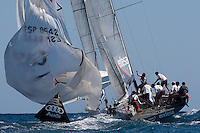 SPAIN, Cartagena, AUDI MedCup, 18th Sept 2009,  Caja Mediterraneo Region of Murcia Trophy, GP42, Caser-Endesa.